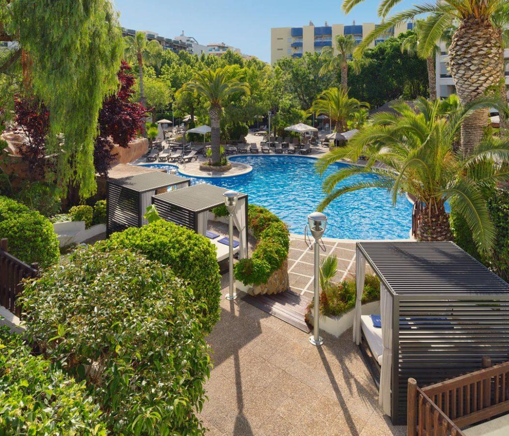 Zwembad Hotel H10 Salou Princess
