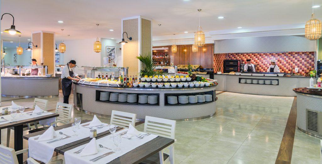 Restaurant Hotel H10 Salou Princess