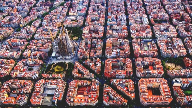 Barcelona stedentrip vakantie